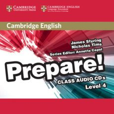 Cambridge English Prepare! 4 Class Audio 2CD - Outlet - James Styring, Nicholas Tims