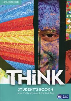 Think 4 Student's Book - Peter Lewis-Jones, Herbert Puchta, Jeff Stranks
