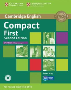Compact First Workbook - Peter May