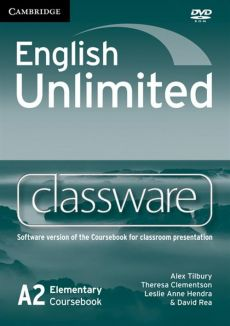 English Unlimited Elementary Classware DVD - Theresa Clementson, Alex Tilbury