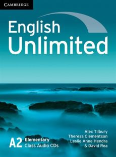 English Unlimited Elementary Class Audio 3CD - Alex Tilbury, Theresa Clementson