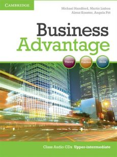 Business Advantage Upper-intermediate Audio 2CD - Michael Handford, Martin Lisboa