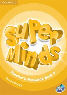 Super Minds 5 Teacher's Resource Book + cd - Outlet - Garan Holcombe