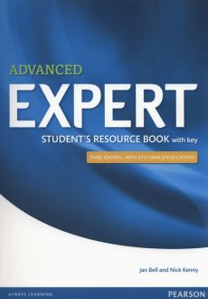 Advanced Expert Student Resource Book with key - Jan Bell, Nick Kenny