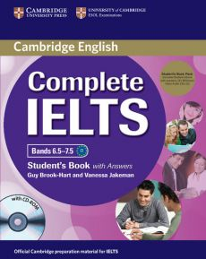 Complete IELTS Bands 6.5-7.5 Student's Book with answers with CD-ROM - Guy Brook-Hart, Vanessa Jakeman