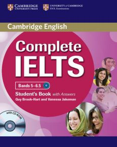 Complete IELTS Bands 5-6.5 Student's Book with answers + CD - Guy Brook-Hart, Vanessa Jakeman