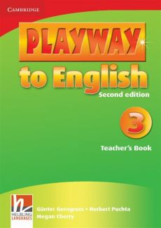 Playway to English 3 Teacher's Book - Günter Gerngross, Herbert Puchta, Megan Cherry