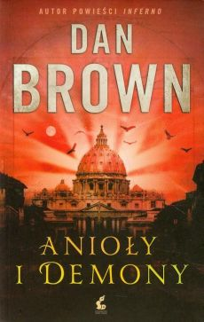 Anioły i demony - Outlet - Dan Brown