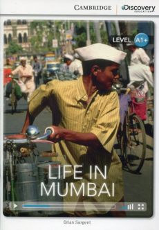 Life in Mumbai High Beginning Book with Online Access - Brian Sargent