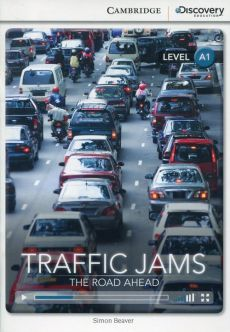 Traffic Jams: The Road Ahead Beginning Book with Online Access - Simon Beaver