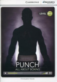 Punch: All About Boxing Intermediate Book with Online Access - Christopher Hanzie