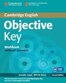 Objective Key Workbook without Answers - Annette Capel, Wendy Sharp