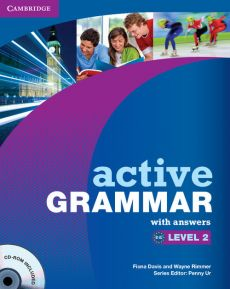 Active Grammar 2 with Answers + CD - Outlet - Fiona Davis, Wayne Rimmer