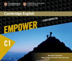 Cambridge English Empower Advanced Class Audio 4CD - Adrian Doff, Peter Lewis-Jones, Herbert Puchta, Jeff Stranks, Craig Thaine
