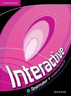 Interactive Level 4 Testmaker CD-ROM and Audio CD - Sarah Ackroyd