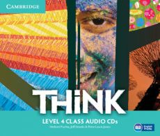 Think Level 4 Class Audio CDs (3) - Peter Lewis-Jones, Herbert Puchta, Jeff Stranks