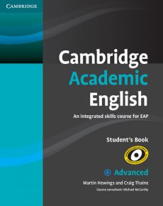 Cambridge Academic English C1 Advanced Student's Book - Outlet - Martin Hewings, Craig Thaine