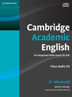 Cambridge Academic English C1 Advanced Class Audio CD - Outlet - Martin Hewings
