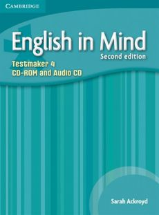 English in Mind Level 4 Testmaker CD-ROM and Audio CD - Sarah Ackroyd