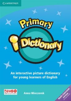 Primary i-Dictionary Level 1 CD-ROM (Up to 10 classrooms) - Anna Wieczorek