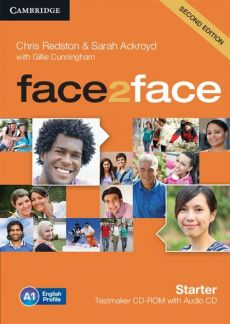 face2face Starter Testmaker CD-ROM and Audio CD - Sarah Ackroyd, Gillie Cunningham, Chris Redston
