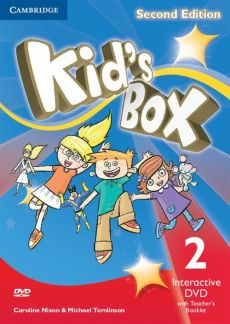 Kid's Box Second Edition 2 Interactive DVD (NTSC) with Teacher's Booklet - Karen Elliott, Caroline Nixon, Michael Tomlinson
