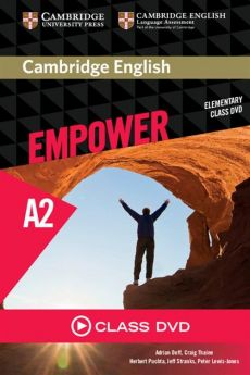 Cambridge English Empower Elementary Class DVD - Adrian Doff, Peter Lewis-Jones, Herbert Puchta, Jeff Stranks, Craig Thaine