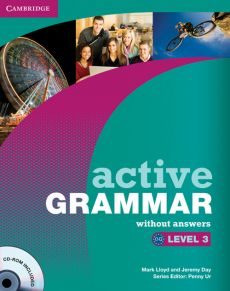 Active Grammar 3 without Answers and CD-ROM - Jeremy Day, Mark Lloyd