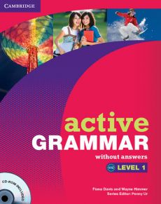 Active Grammar  1 without Answers + CD - Fiona Davis, Wayne Rimmer