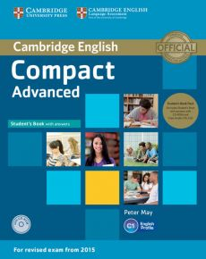 Compact Advanced Student's Book Pack - Peter May