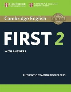 Cambridge English First 2 Student's Book with answers