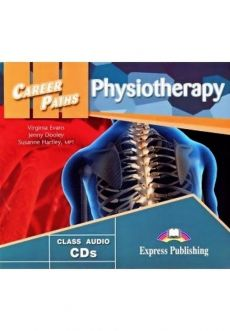 Career Paths Physiotherapy Class Audio 2CD - Evans V. Dooley J. Hartkey S.