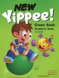 New Yippee! Green Book Student's Book - H.Q. Mitchell