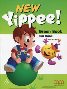 New Yippee! Green Book Fun Book + CD - H.Q. Mitchell