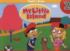 My Little Island 2 Pupil's Book + CD - Leone Dyson