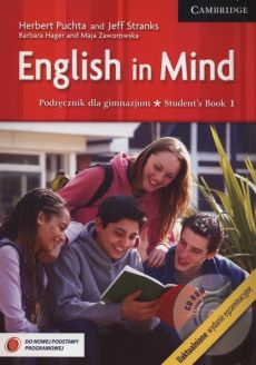 English in Mind 1 Student's Book + CD - Outlet - Herbert Puchta, Jeff Stranks