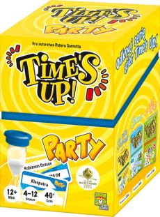 Time's Up Party - Peter Sarrett
