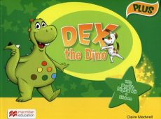 Dex the Dino Plus Książka ucznia - Outlet - Claire Medwell