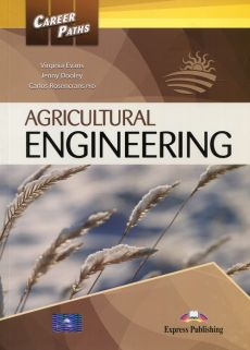 Career Paths Agricultural Engineering Student's Book - Virginia Evans, Jenny Dooley, Carlos Rosencrans