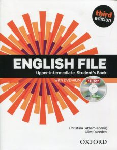 English File Upper-Intermediate Student's Book + DVD-ROM iTutor