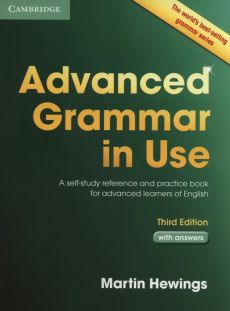 Advanced Grammar in Use with Answers - Outlet - Martin Hewings