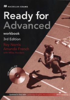 Ready for Advanced Workbook +CD - Outlet - Amanda French, Roy Norris