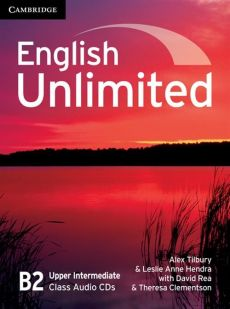 English Unlimited Upper Intermediate Class Audio 3CD - Theresa Clementson, Hendra Leslie Anne, David Rea, Alex Tilbury