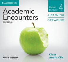 Academic Encounters 4 Class Audio 3CD Listening and Speaking - Miriam Espeseth