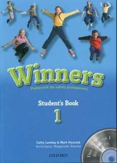 Winners 1 Student's Book - Outlet - Mark Hancock, Cathy Lawday