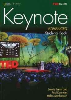 Keynote Advanced Students Book + DVD + Online Workbook C1