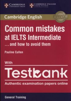 Common Mistakes IELTS intermediate with Testbank - Pauline Cullen