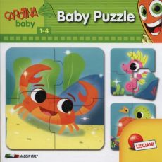 Carotina Baby Puzzle - Outlet