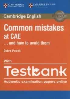 Common Mistakes at CAE with Testbank - Debra Powell