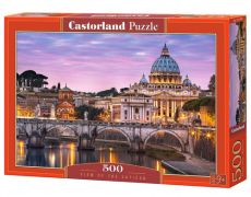 Puzzle View of the Vatican 500
